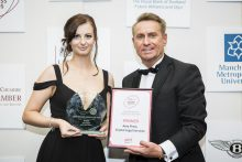 Young Business Person of The Year Award 2015
